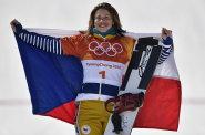 Po zlaté pohádce ze Soči další medaile. Samková díky famóznímu závěru vydřela olympijský bronz