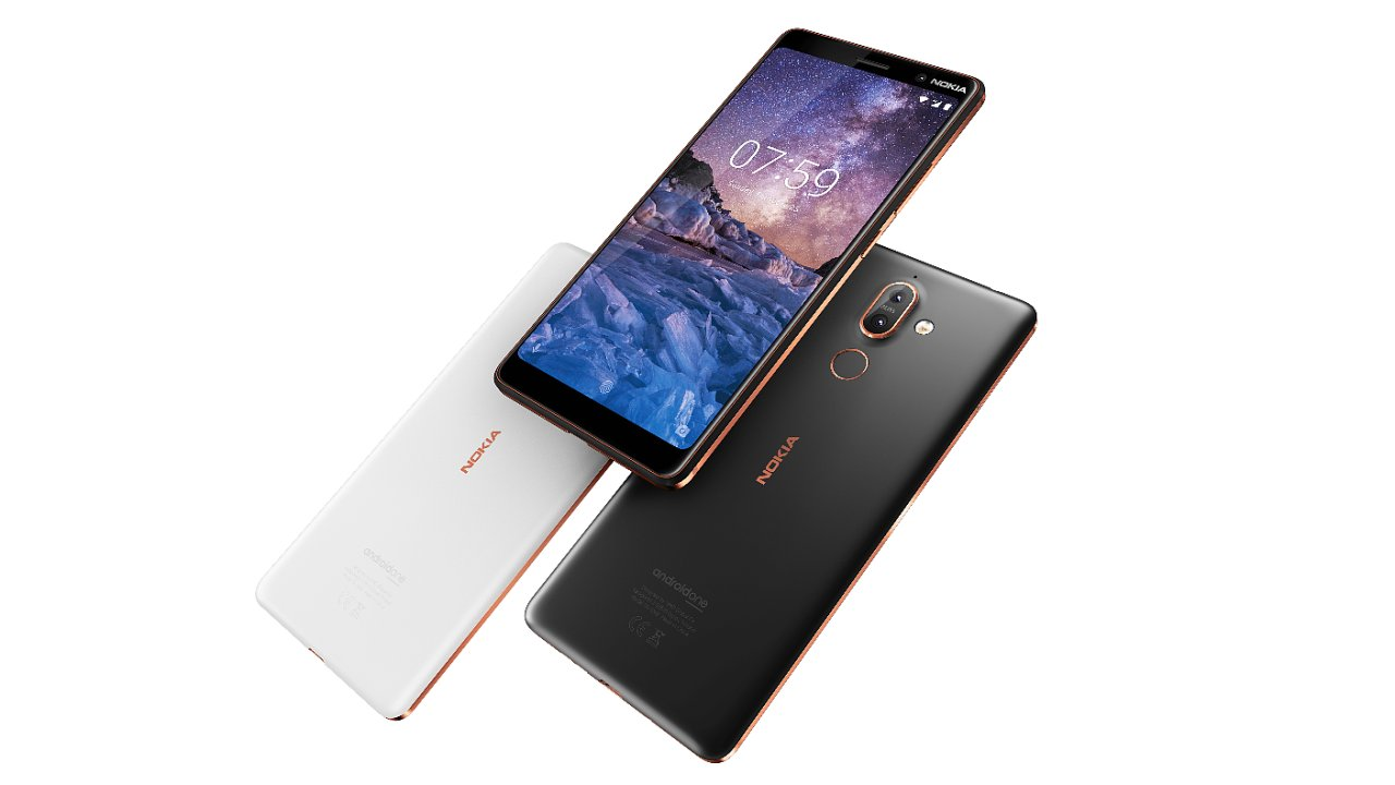 Nokia 7 Plus v programu Android One