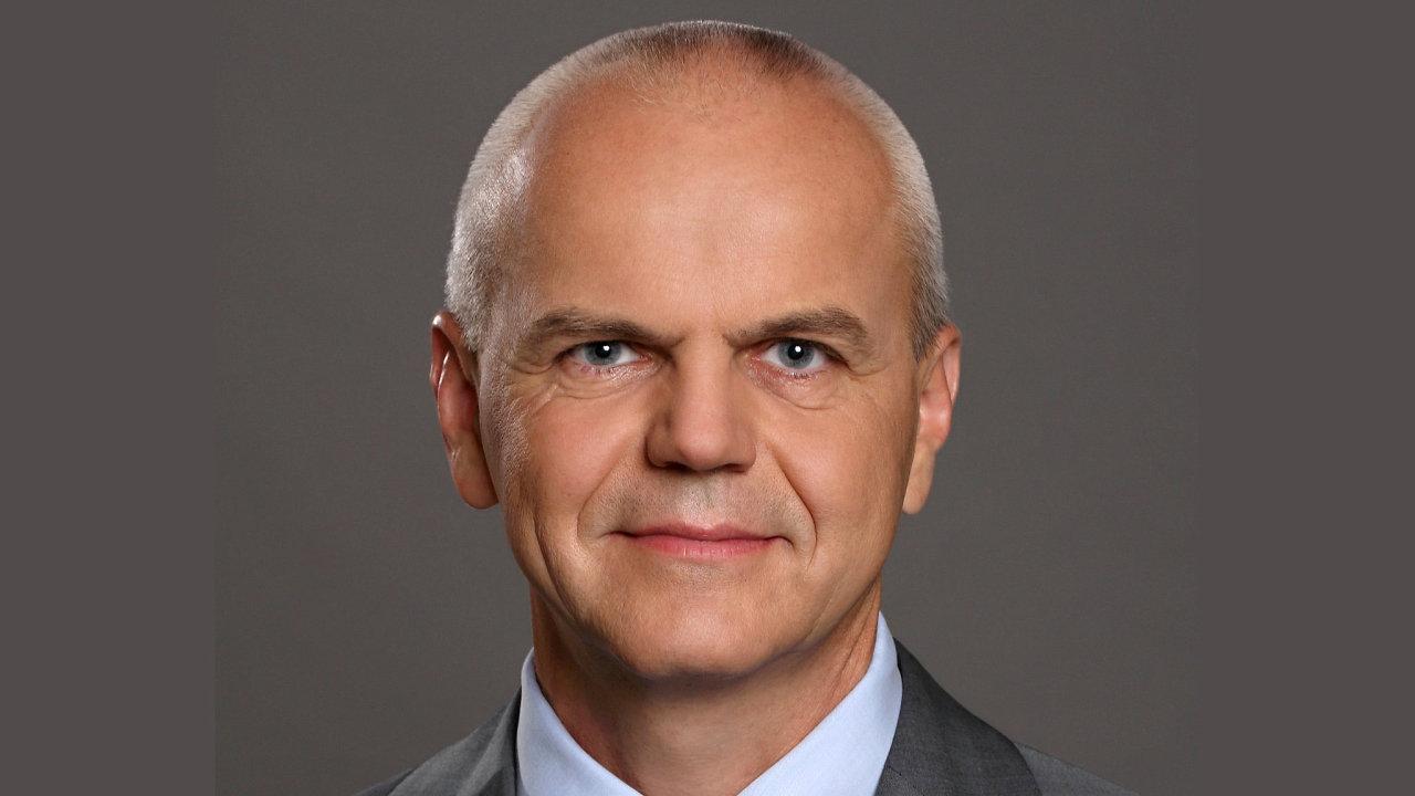 Zdeněk Kašpar, business development director společnosti Linkcity