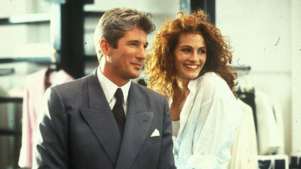 Z filmu Pretty Woman vyzařují optimistická 90. léta.