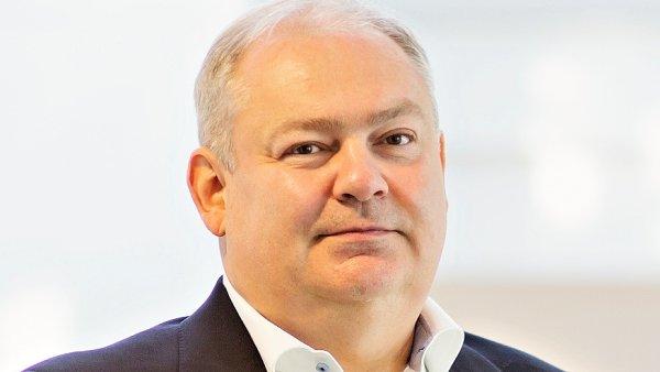 Dušan Hladný, člen představenstva UniCredit Leasing a obchodní ředitel pro český a slovenský trh