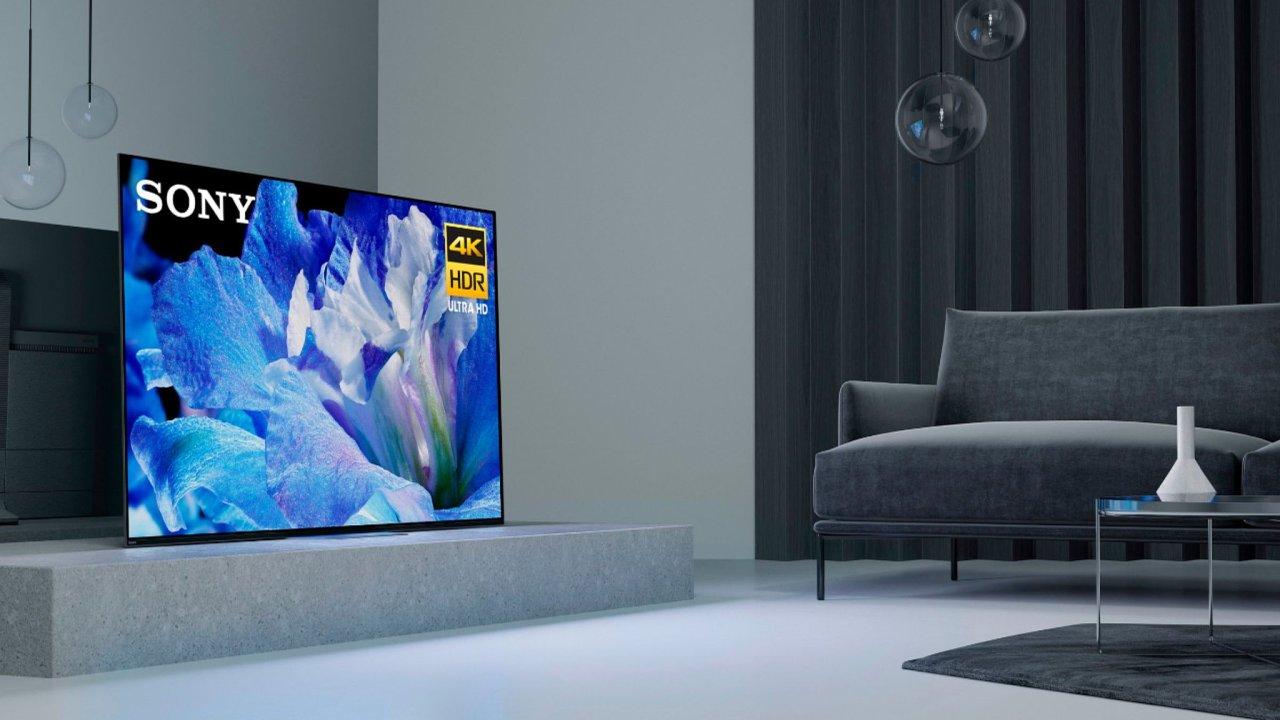 Sony Bravia AF8 je nová OLED televize, která sází na nekonečný kontrast a čistý design.