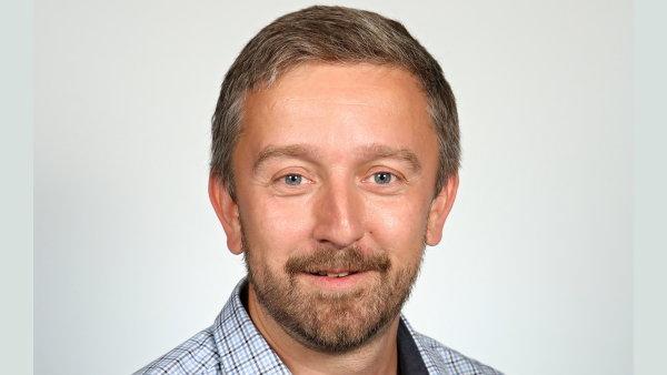 Miroslav Knotek, generální ředitel společnosti KPCS CZ