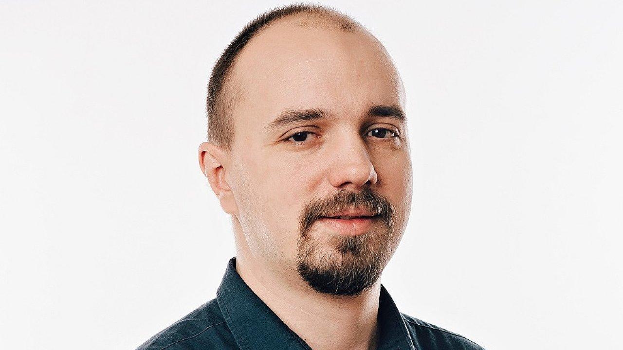 Jan Andrýs, ředitel divize MAS Automation