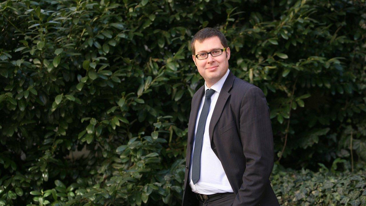 náměstek ministra školství, mládeže a tělovýchovy Jiří Nantl