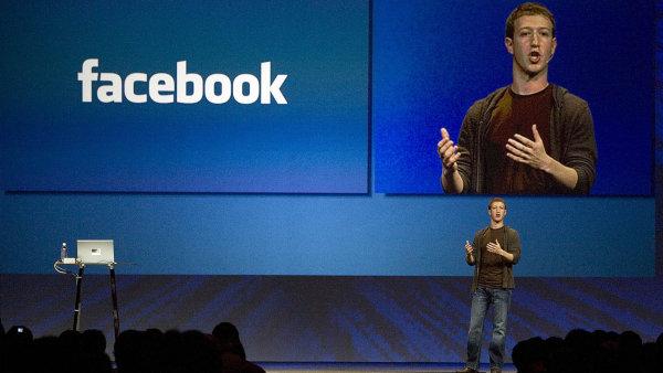 Facebook čelí vyšetřování kvůli shromažďování osobních údajů z aplikací pro smartphony. Získával je bez souhlasu uživatelů