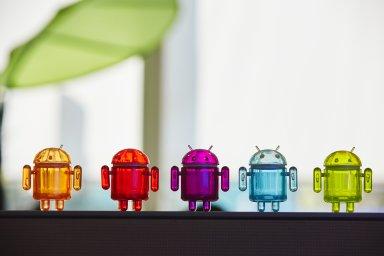Začít prodávat nové telefony se starým Androidem je poměrně běžné.