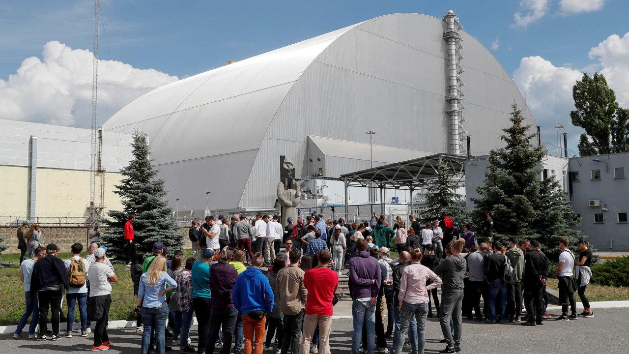 Černobyl táhne. Exkurze namísto tragické havárie jaderné elektrárny si platí jak občané zemí bývalého Sovětského svazu, tak cizinci.