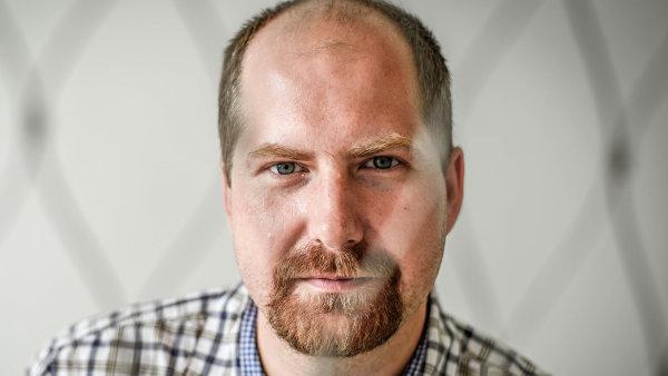 Ondřej Filip, člen skupiny Trusted Community Representatives mezinárodní organizace IANA
