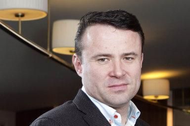 V neděli má narozeniny Jiří Grund (46), místopředseda představenstva akciové společnosti Grund.