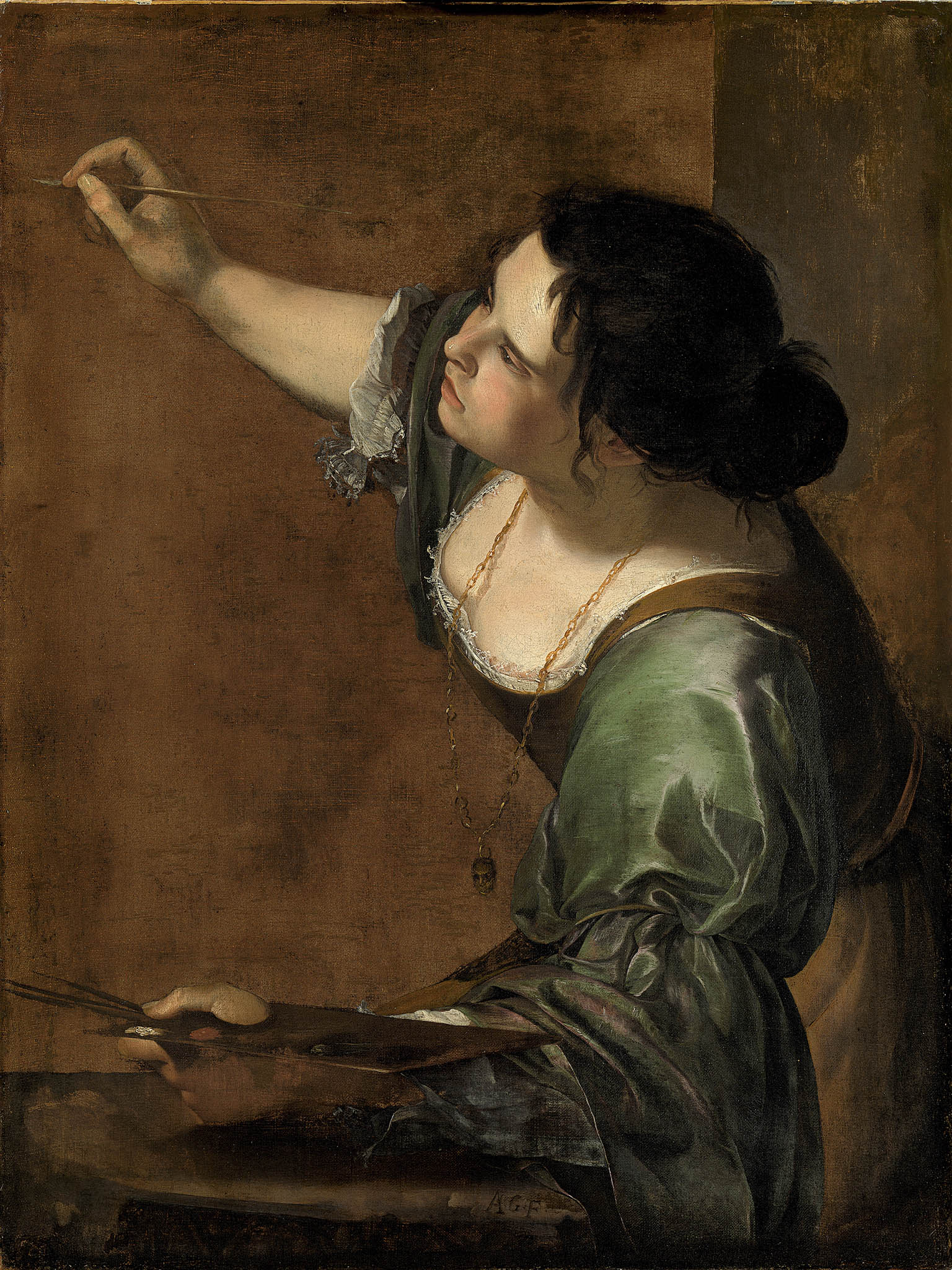 Artemisia, Národní galerie, Londýn, 4. 4.– 26. 7.