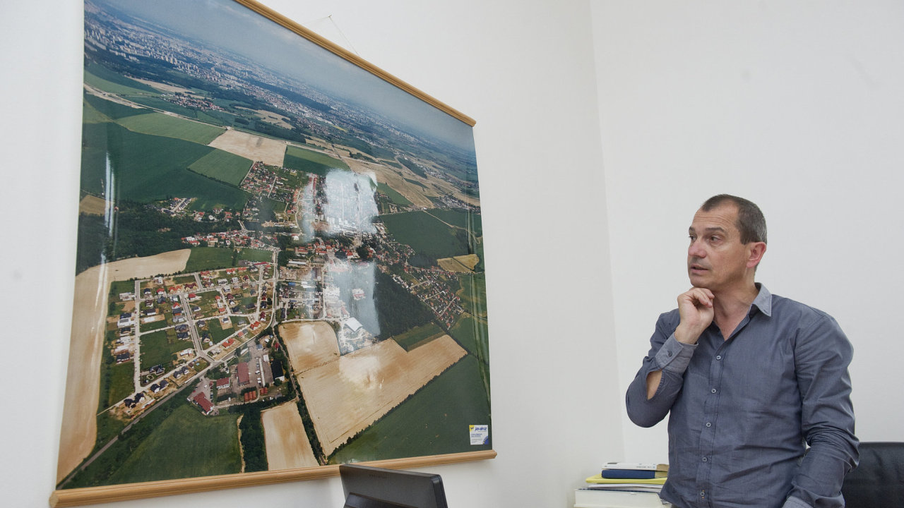 Starosta obce Věslav Michalik