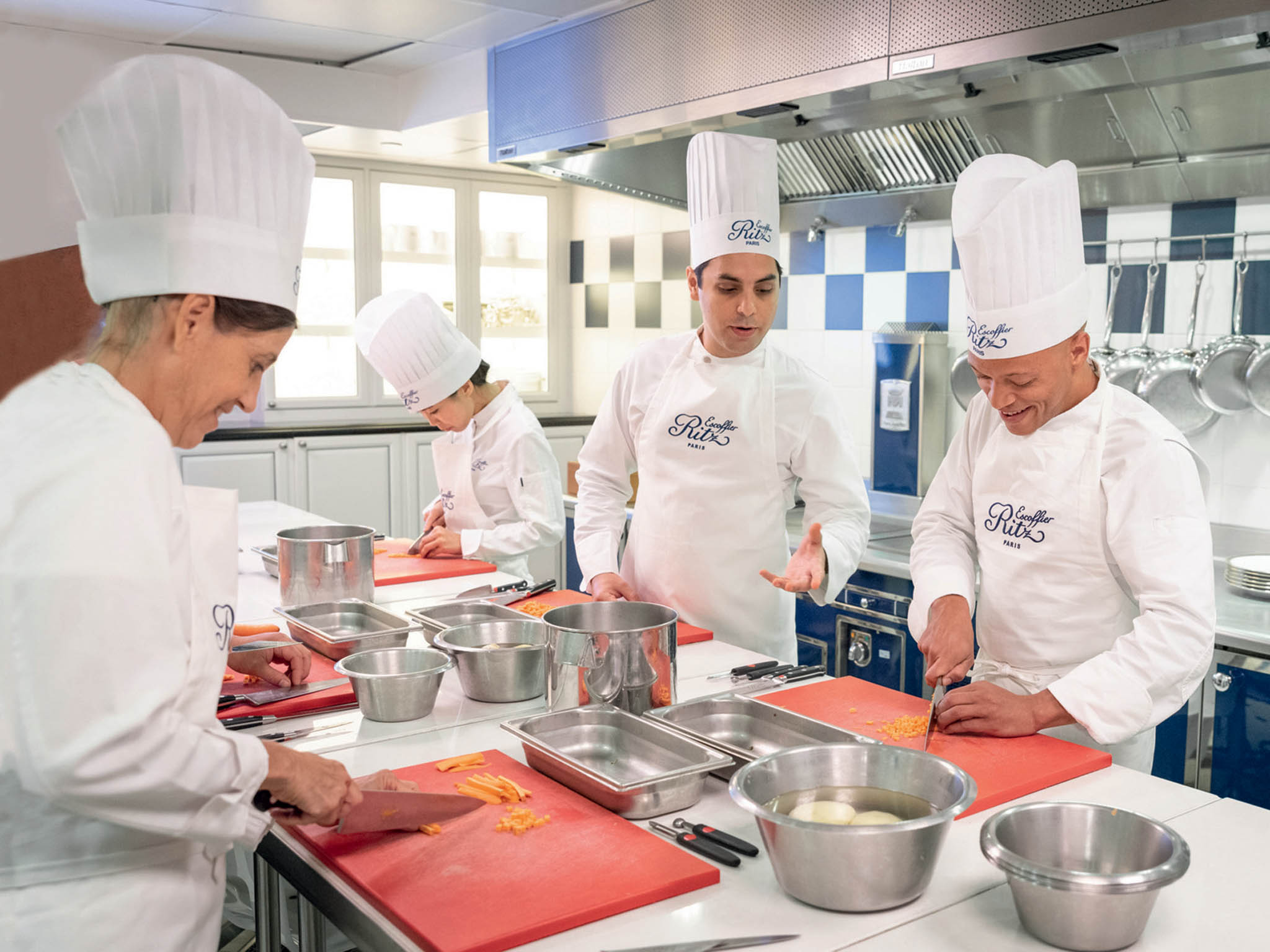 Kulinářský kurz Hotelu Ritz