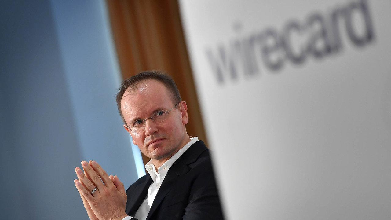 Zvrcholu až nadno: Dnes již bývalý šéf Wirecard Marcus Braun měl pověst uznávaného vizionáře. Popropuknutí skandálu své firmy rezignoval. Nyní ho policie podezřívá zpodvodů.