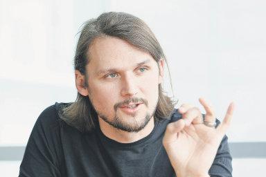 """""""Čím větší část firmy bude vtažena dořešení problémů, tím víc bude firma schopná se přizpůsobit situaci,"""" říkáTomáš Ervín Dombrovský, datový analytik LMC."""