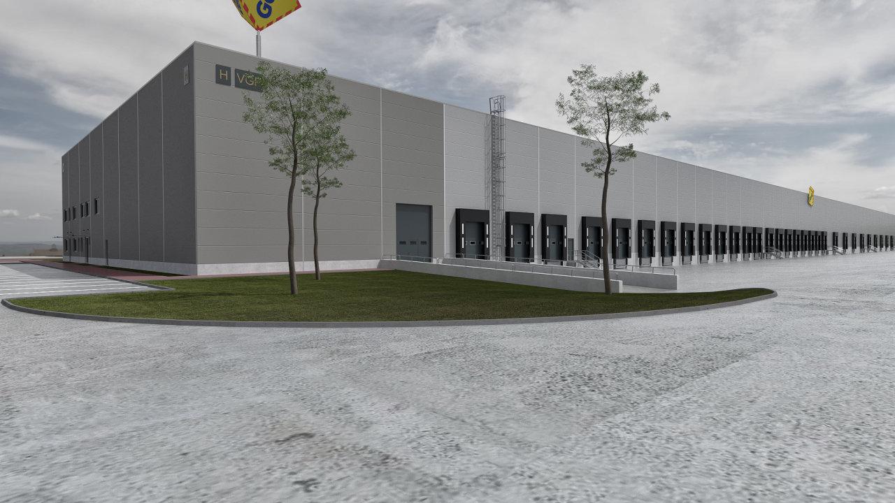 V nové parku VGP u Bratislavy bude mít Geis novou pobočku.