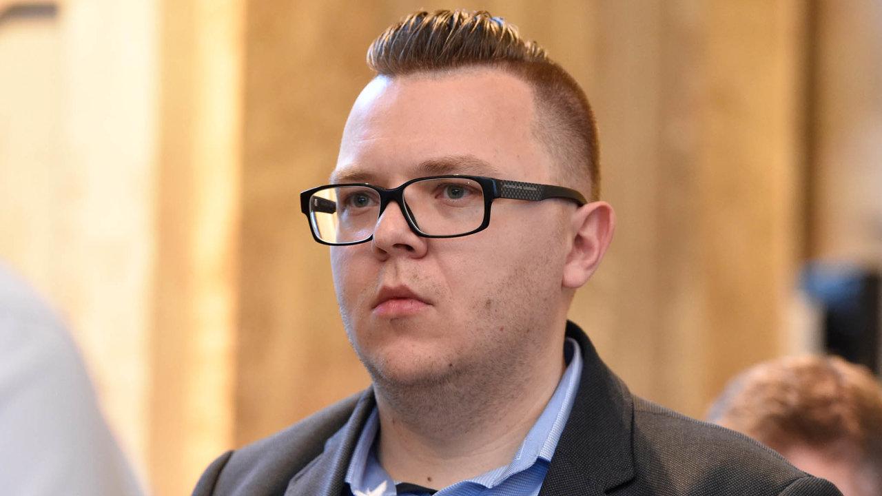 Jiří Faltýnek vypovídal před soudem v korupční kauze Stoka