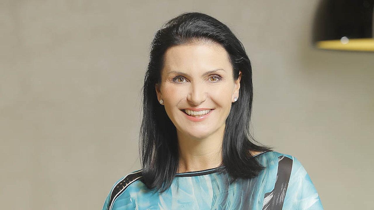 Michaela Bakala, filantropka a patronka projektu TOP ženy Česka