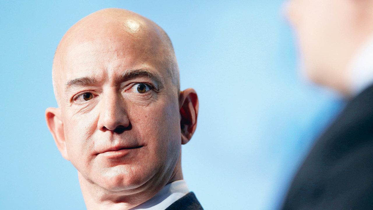 Zbrzdí vakcinace rychlý růst společnosti Amazon?