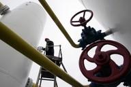 Gazprom - plyn