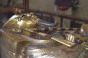 Tutanchamonův sarkofág