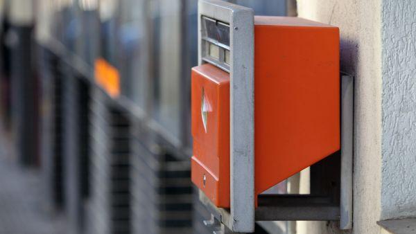 Slovensko plánuje prodat část akcií pošty na burze - Ilustrační foto.