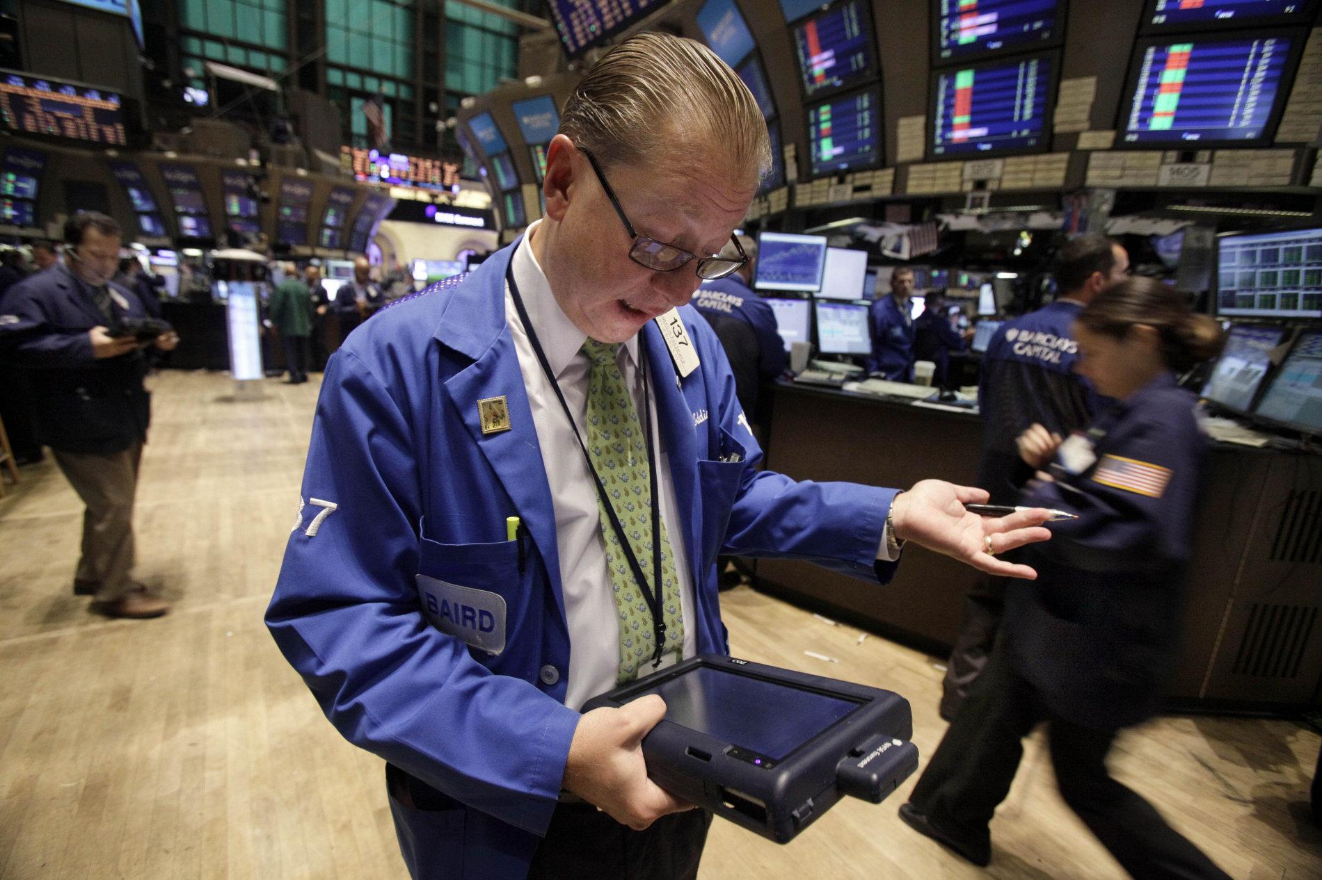Makléř na Wall Street