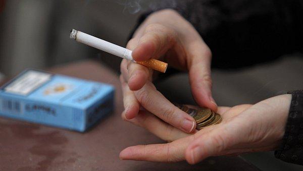 Cigarety opět podraží. Ilustrační foto
