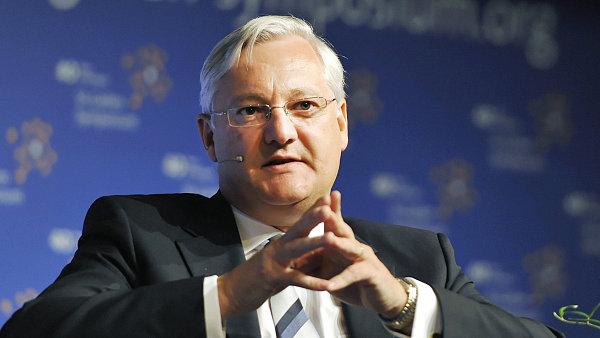 Peter Voser, ředitel Royal Dutch Shell