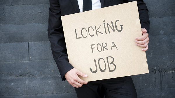 Nezaměstnanost v USA je na osmiletém minimu 4,9 procenta - Ilustrační foto.