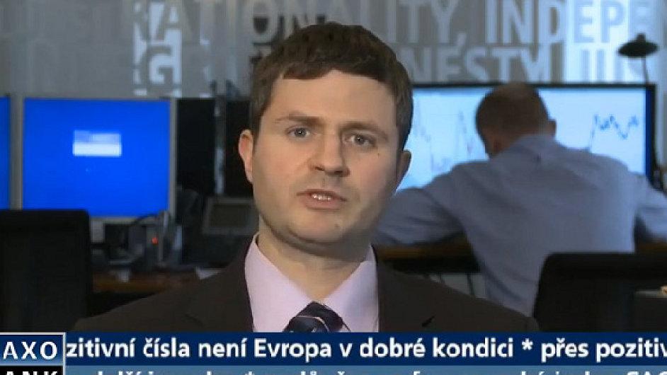 Karol Piovarcsy ze Saxo Bank