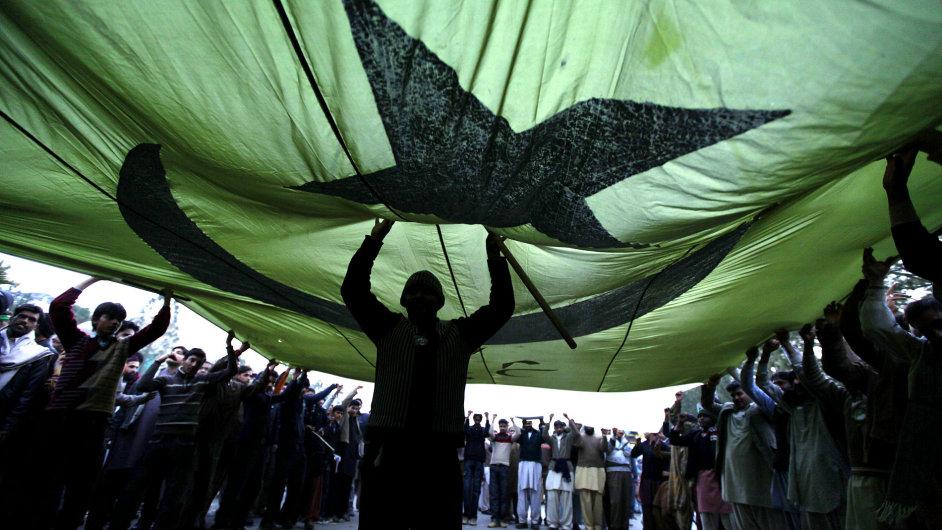 Pákistán - ilustrační foto.