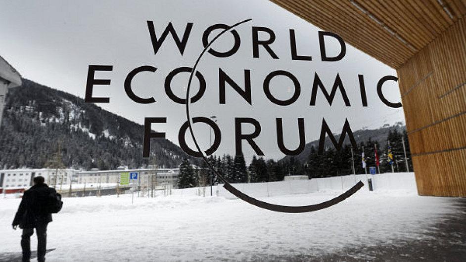 Světové ekonomické fórum v Davosu (ilustrační foto)