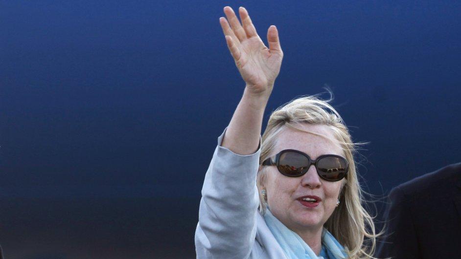 Hillary Clintonová na summitu G20
