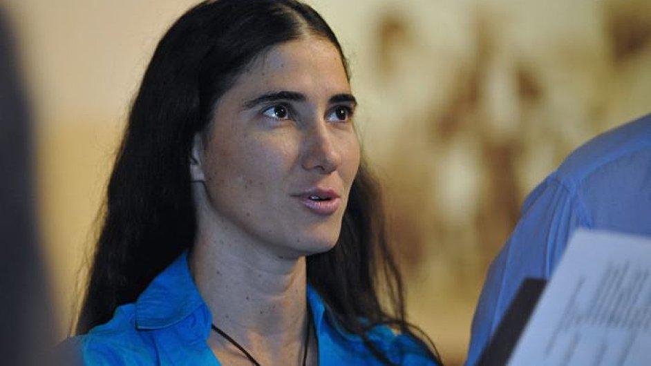 Yoani Sánchezová