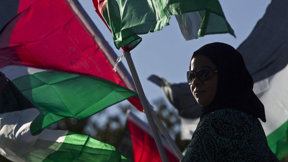Palestina, ilustrační foto