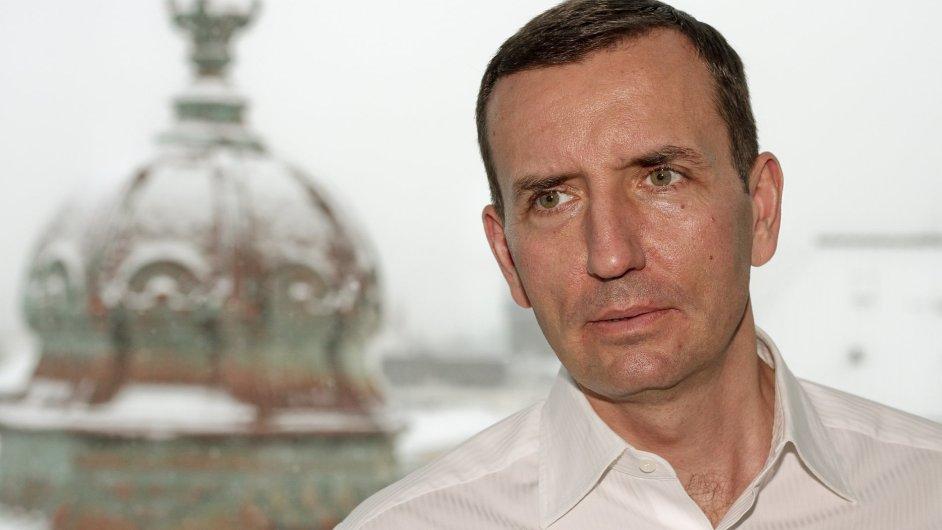 Šéf Penty Marek Dospiva
