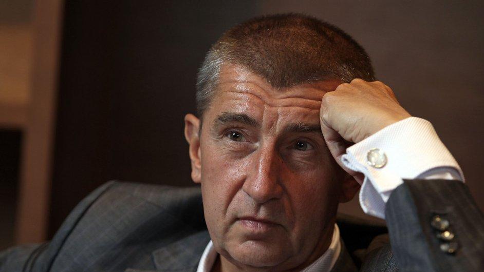 Podnikatel Andrej Babiš
