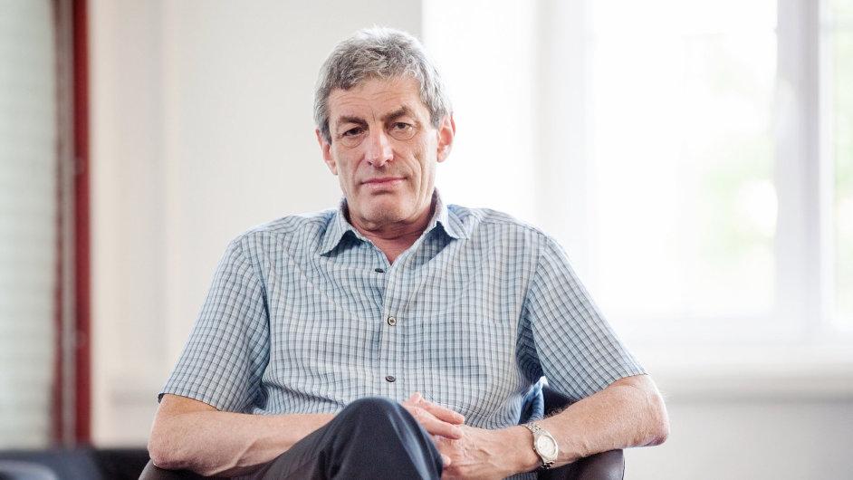Majitel a ředitel realitní a developerské společnosti Gaudí Vladimír Lederer.