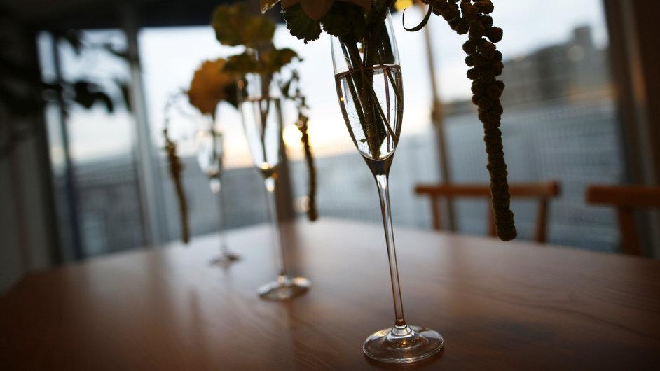 Luxusní apartmány, které ocení zejména milovníci kvalitního vína