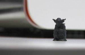 Zkusili jsme v 3D tisk�rn� vytisknout Mistra Yodu