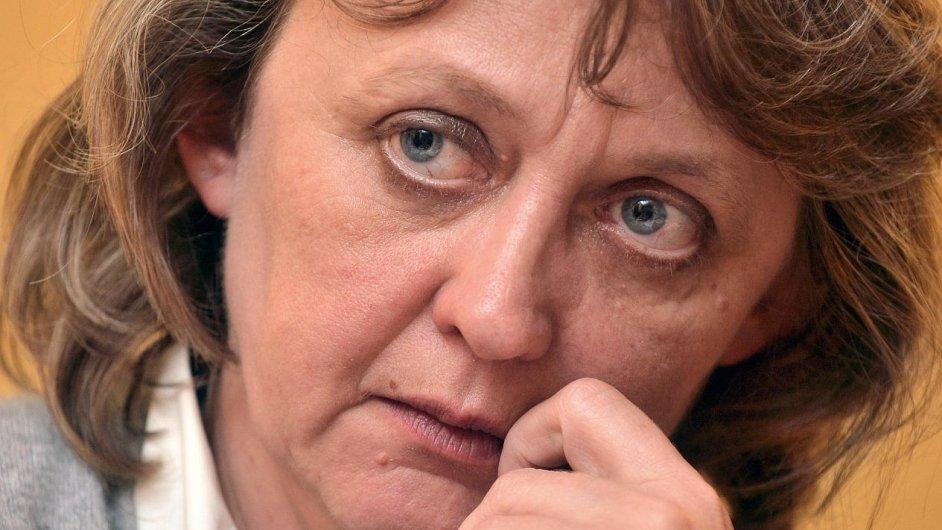 Pražská radní Eva Vorlíčková (TOP 09)