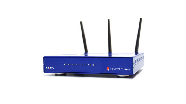 Router Turris od CZ.NIC