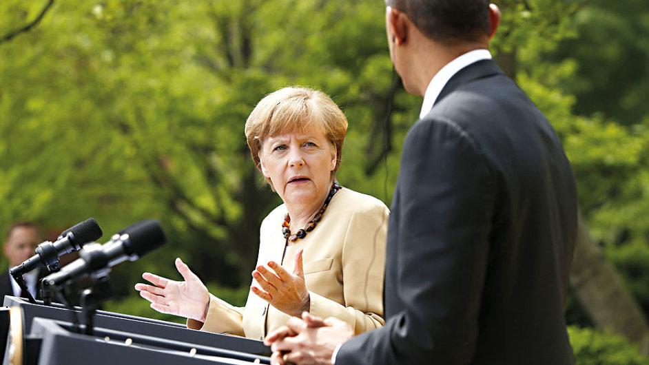 Evropa se chce bránit americké kontrole a špionáži