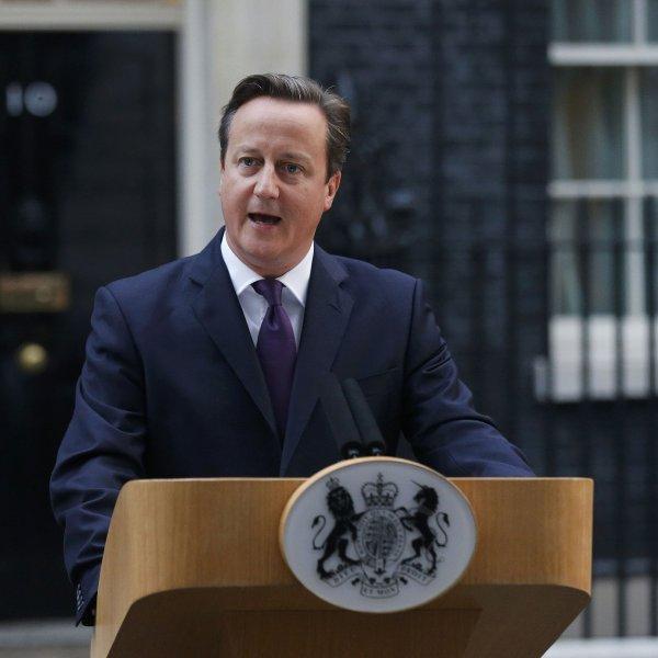 Vy��tat se Cameronovi bude, �e k cel�mu divadlu v�bec svolil; �e kv�li jednomu pr�zkumu zpanika�il a sl�bil p�kn� nesmysly