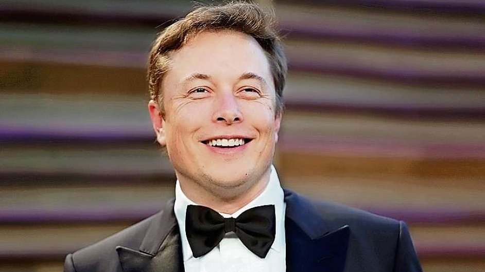 Šéf Tesla Motors Elon Musk