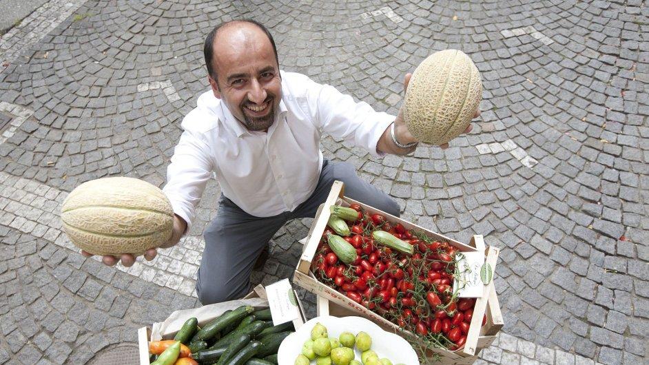 Riccardo Lucque, šéfkuchař a majitel restaurací Aromi a La Finestra