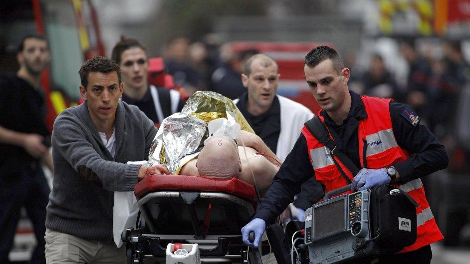 Střelba v Charlie Hebdo