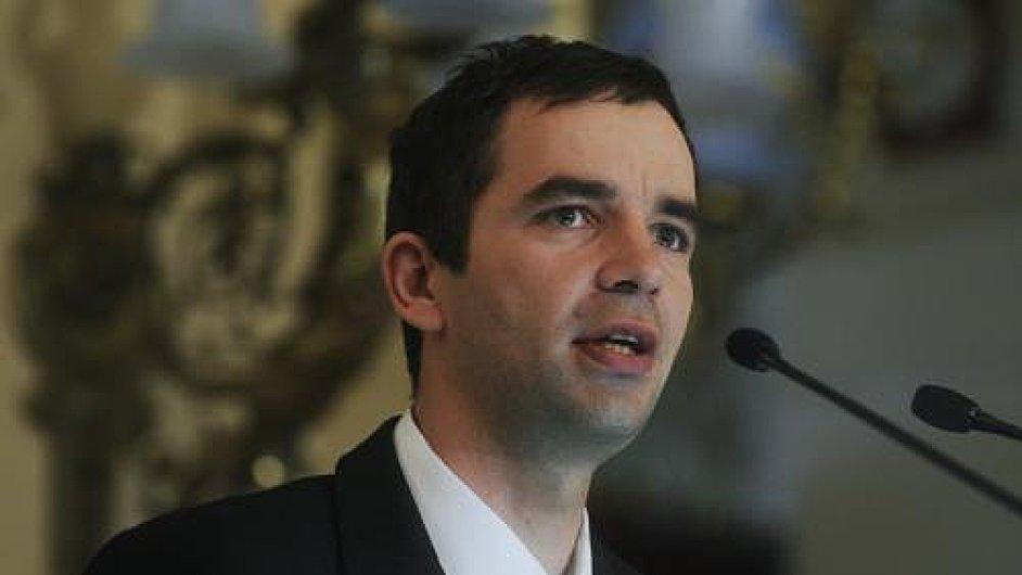 Tomáš Čoček se stal předsedou řídicího výboru Českých drah