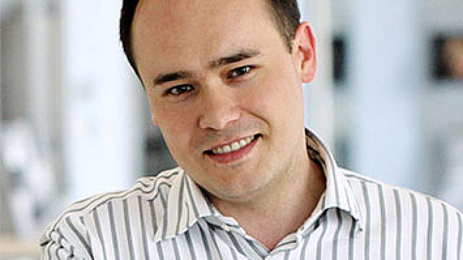 Szymon Horaczuk, ředitel distribuce společnosti Discovery Networks